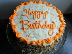 Thumbnail image for Carrot Cake with Cream Cheese Frosting
