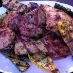 Thumbnail image for Grilled Chicken & Vegetables