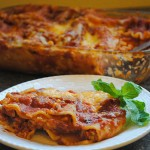 Thumbnail image for Simplest Lasagna Ever!
