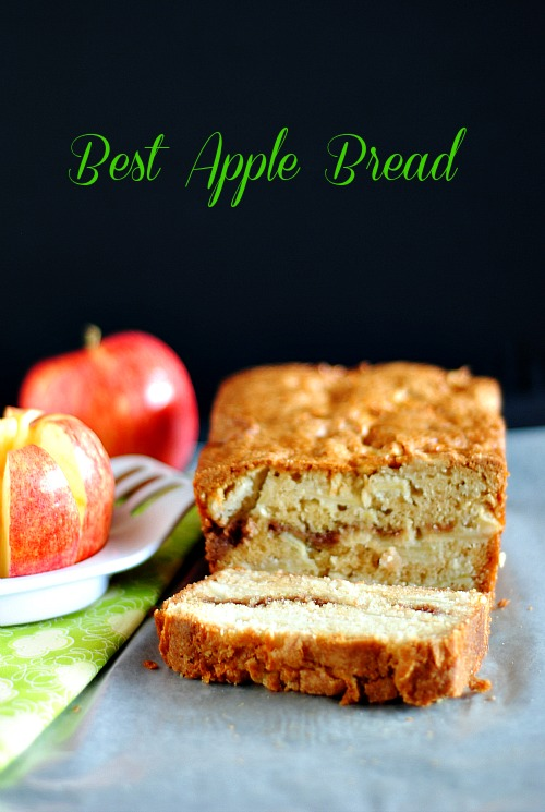Best apple bread | by:you-made-that.com