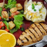Thumbnail image for Grilled Orange Chicken