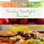 Thumbnail image for Sunday Spotlight Recipes-and Blog Awards