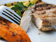 Thumbnail image for Balsamic Grilled Chicken and Vegetables