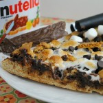 Thumbnail image for S'mores Dessert Pizza on the Grill