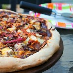Thumbnail image for BBQ Chicken Pizza on the Grill