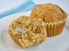 Thumbnail image for Banana Nut Muffins