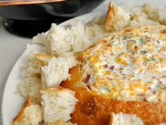 Thumbnail image for Warm Creamy Bacon & Cheese Dip