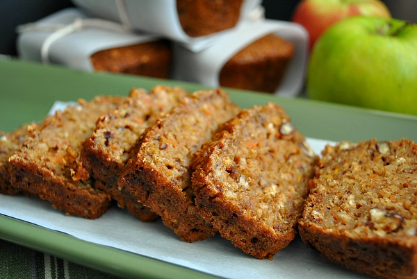 recipe: healthy carrot bread recipe [11]