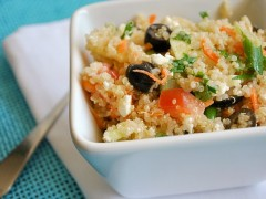 Thumbnail image for Greek Quinoa Salad