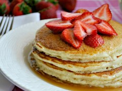 Thumbnail image for Buttermilk Pancakes – Better than IHOP