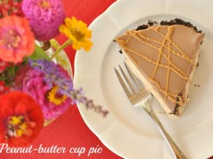 Thumbnail image for Peanut-butter Cup Pie