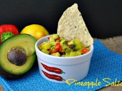 Thumbnail image for Pineapple Salsa