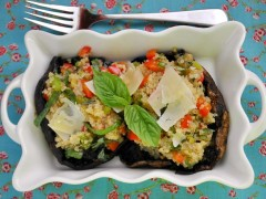 Thumbnail image for Grilled Portobellos Stuffed with Quinoa and Veggies