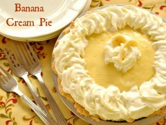 Thumbnail image for Banana Cream Pie