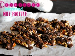 Thumbnail image for Chocolate covered nut brittle