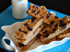 Thumbnail image for Biscoff Granola Bars