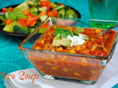 Thumbnail image for Taco Soup