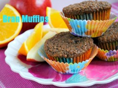 Thumbnail image for Bran Muffins