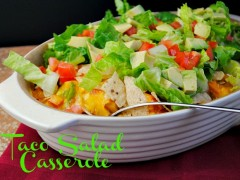 Thumbnail image for Taco Salad Casserole