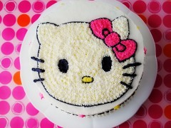 Thumbnail image for Two birthday cakes