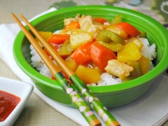 Thumbnail image for Sweet & Sour Chicken Stir Fry