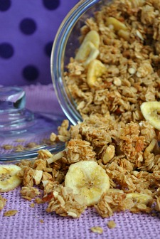 Popular Recipes~ Homemade Granola