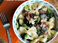 Thumbnail image for Sweet & Tangy Pasta Salad