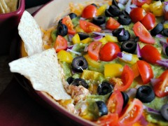 Thumbnail image for Hot Taco Party Dip