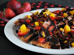 Thumbnail image for Strawberry Mango Nachos