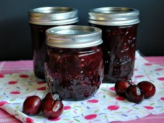 Thumbnail image for Raspberry Cherry Jam