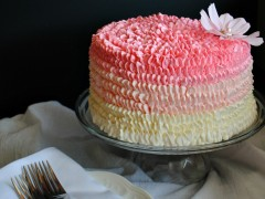 Thumbnail image for Saying Goodbye and a Pink Ombre Cake