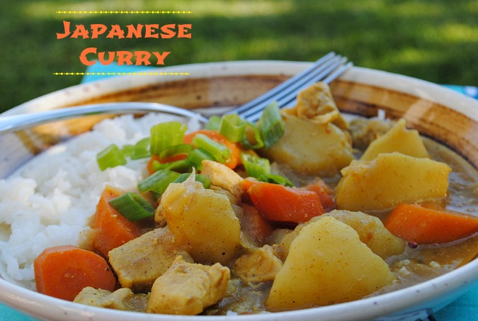 Japanese Curry | www.you-made-that.com