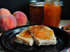 Thumbnail image for Spiced Peach Jam