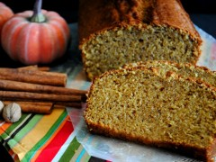 Thumbnail image for Brown Butter Pumpkin Bread