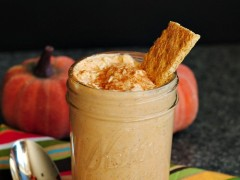 Thumbnail image for Healthy Pumpkin Pie Breakfast Oats