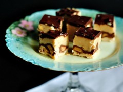 Thumbnail image for Microwave Peanut Butter Cup Fudge