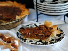 Thumbnail image for Caramel Pecan Pie