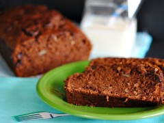 Thumbnail image for Chocolate Banana Coconut Bread