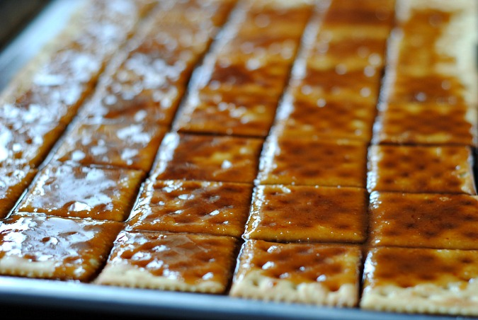 cracker brittle | you-made-that.com