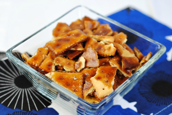 Cracker Brittle |you-made-that.com