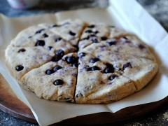 Thumbnail image for Blueberry Buttermilk Scones