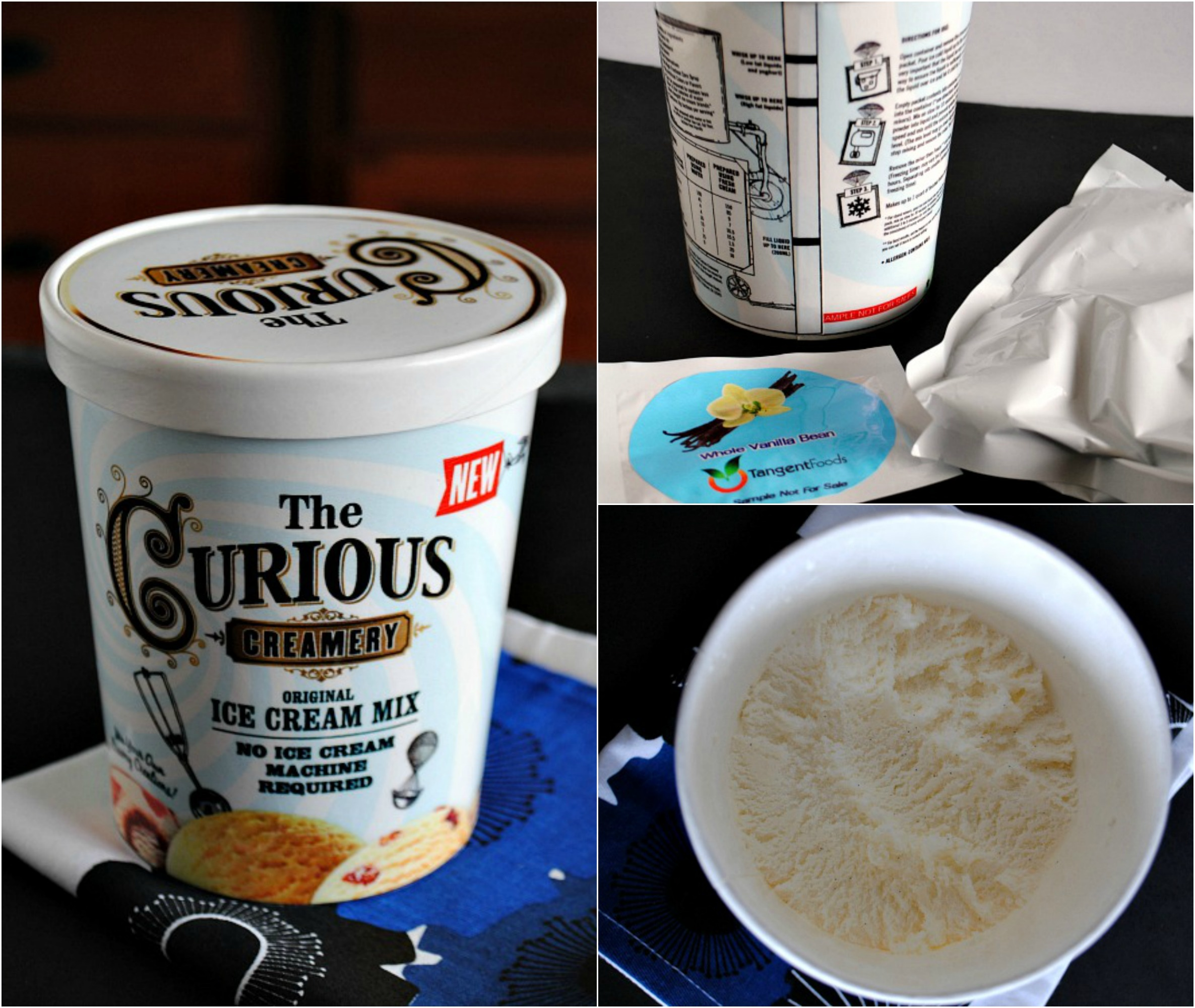 Curious creamery collage |you-made-that.com