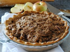 Thumbnail image for Apple Cranberry Streusel Topped Pie and Pastry Book Review
