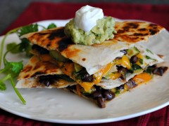 Thumbnail image for Roasted Veggie Quesadillas