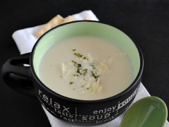 Thumbnail image for Creamed Cauliflower Soup