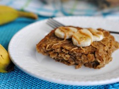 Thumbnail image for Brown Butter Banana Oatmeal Squares